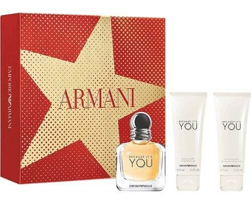 Giorgio Armani Because It's You EdP Parfymbox
